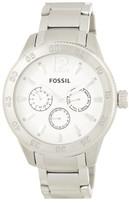 Fossil Men&s Stainless Steel Bracelet Watch