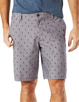 Dockers Modern Straight-Fit Anchor Printed Shorts