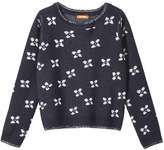 Joe Fresh Kid Girls' Floral Sparkle Sweater