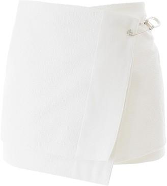 Prada Double Layered Mini Skirt