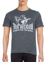 True Religion Burnout Crewneck Shirt