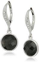 Judith Jack Sterling Silver Drop Earrings
