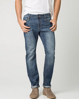 Le Château Cotton Denim Slim Leg Pant