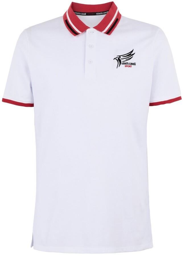 623c7611d Roberto Cavalli Polo Shirts For Men - ShopStyle Australia