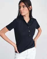 Rag & BoneRag and Bone Rower short sleeve polo