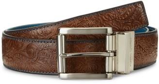 Robert Graham Reversible Leather Belt