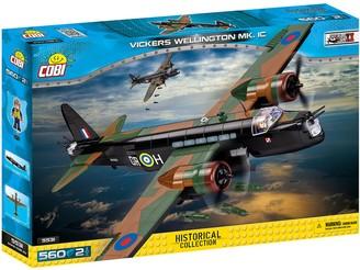 Michael Kors COBI Small Army World War II Vickers Wellington IC Airplane 550-Piece Construction Blocks Building Kit