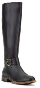 OLIVIA MILLER 'After The Rain' Riding Boots Women's Shoes