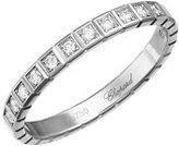 Chopard Ice Cube Mini Diamond Ring in 18K White Gold, Size 52
