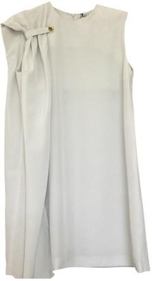 Iceberg Grey Silk Dress for Women