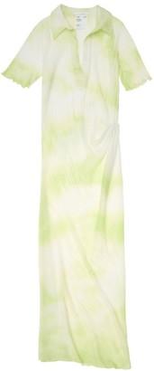 Helmut Lang Polo Midi Dress