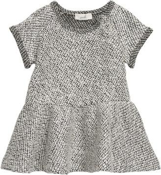 Peek Aren't You Curious Kristina Marled Knit Sweater Dress