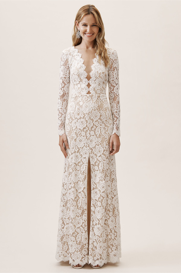 b6dde1065a6 Tadashi Shoji Wedding Dresses - ShopStyle