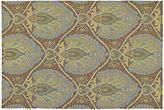 Kaleen Hayward Outdoor Rug, Brown/Multi