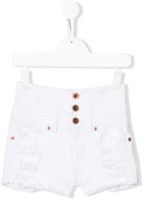 Diesel Ribbed Shorts