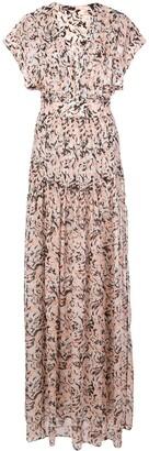 Proenza Schouler printed maxi dress