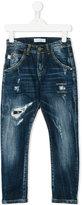 Manuel Ritz Kids distressed jeans