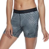 Nike Women's Victory Print Base Layer Shorts