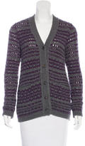 Loro Piana Button-Up Cashmere Cardigan