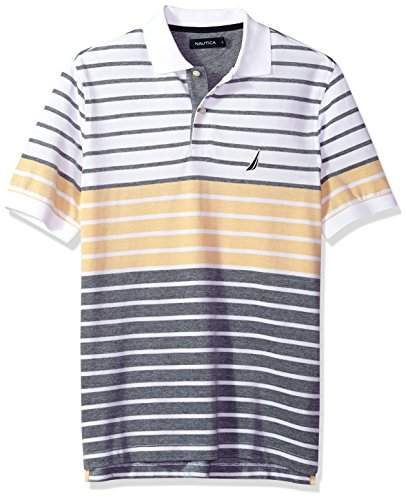 7272dde595e Nautica Yellow Men's Polos - ShopStyle