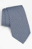 Vineyard Vines Men's Whale Silk Tie