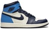 Air Jordan 1 Retro High OG obsidian/university blue