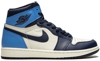Jordan Air 1 Retro High OG obsidian/university blue