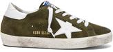 Golden Goose Deluxe Brand Suede Superstar Low Sneakers