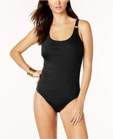 Calvin Klein Starburst One-Piece Swimsuit, Created for Macy's Style Women's Swimsuit