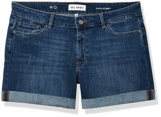 DL1961 Women's Karlie Boyfriend Short