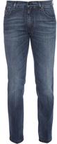Fendi Bag Bugs-pocket slim-leg jeans