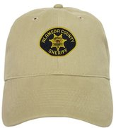 CafePress - Alameda County Sheriff - Baseball Cap with Adjustable Closure, Unique Printed Baseball Hat