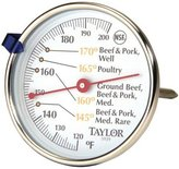 Taylor 5939N Classic Style Meat Dial Thermometer New
