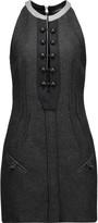 Isabel Marant Kierra wool-blend mini dress