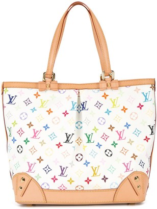 Louis Vuitton pre-owned Sharleen multicolour monogram tote bag