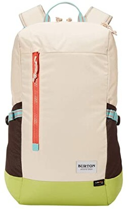Burton Prospect 2.0 Backpack (Creme Brulee Triple Ripstop Cordura) Backpack Bags