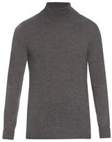Acne Studios Joakim Roll-neck Wool Sweater