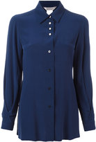 Sportmax buttoned shirt - women - Silk - 42