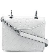 Tory Burch Alexa shoulder bag - women - Leather - One Size