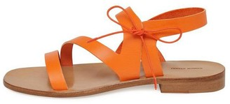 Mansur Gavriel The Sandal in Orange