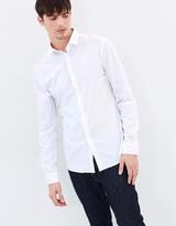 SikSilk Cotton Stretch Shirt