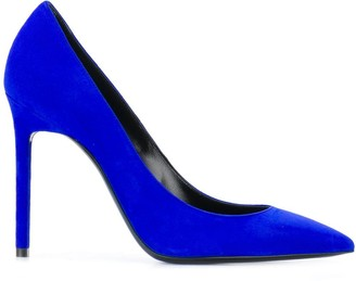 Saint Laurent Zoe pointed-toe pumps