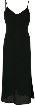 Reformation Chianti tie fastening midi dress