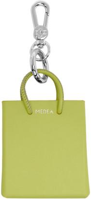 Medea Green Mini Prima Keychain