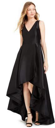 Calvin Klein High-Low A-Line Gown