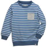Sovereign Code Boys' Crewneck Striped Sweatshirt - Big Kid