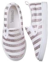 Gymboree Sparkle Stripe Sneakers
