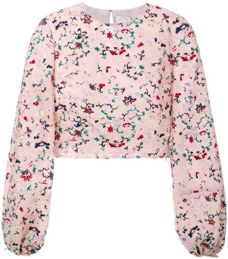 Huishan Zhang 'Roseanne' blouse