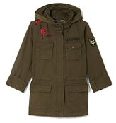 Vince Camuto Embroidered Field Jacket