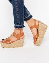 Asos TALKING POINT Wedge Sandals